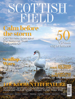 Scottish Field Magazine August 2020