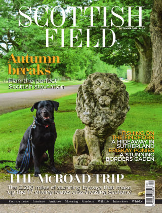 Scottish Field Magazine September 2020