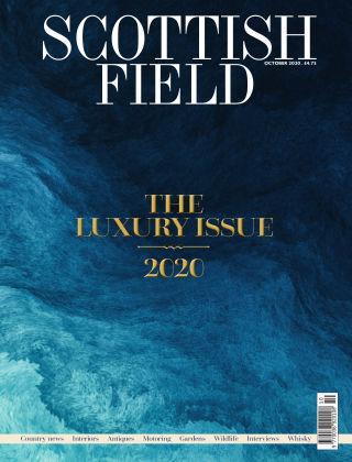 Scottish Field Magazine October 2020
