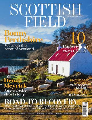 Scottish Field Magazine November 2020