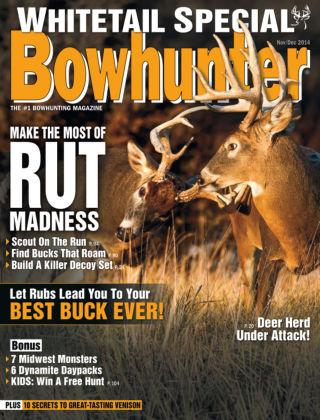 Bowhunter Magazine Nov / Dec 2014