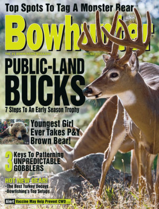 Bowhunter Magazine April / May 2015