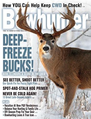 Bowhunter Magazine Jan-Feb 2016