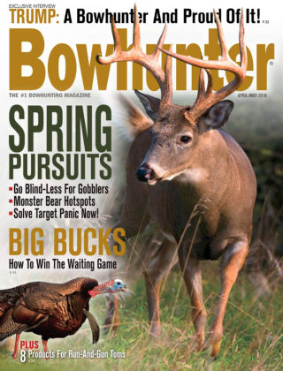 Bowhunter Magazine Apr-May 2016