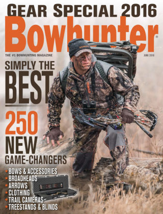 Bowhunter Magazine Jun 2016