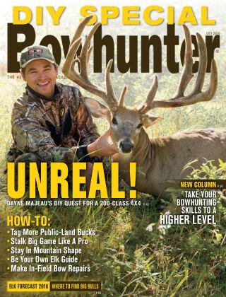 Bowhunter Magazine Jul 2016