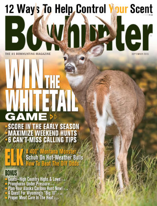 Bowhunter Magazine Sep 2016