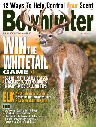 Bowhunter Magazine Sep 2016