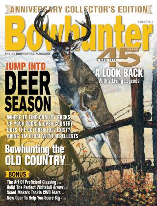 Bowhunter Magazine Oct 2016