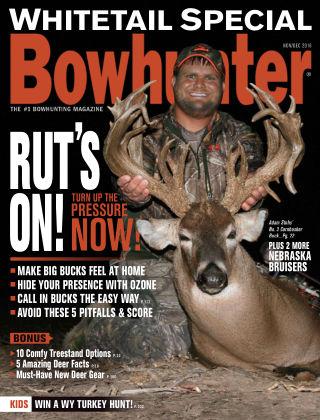 Bowhunter Magazine Nov-Dec 2016