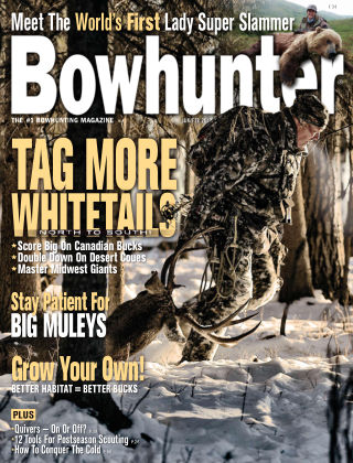 Bowhunter Magazine Jan-Feb 2017