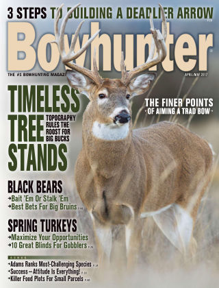 Bowhunter Magazine Apr-May 2017