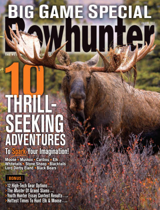 Bowhunter Magazine Aug 2017