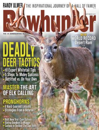 Bowhunter Magazine Sep 2017