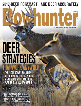Bowhunter Magazine Oct 2017