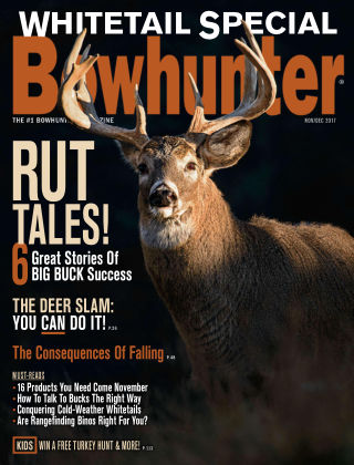 Bowhunter Magazine Nov-Dec 2017