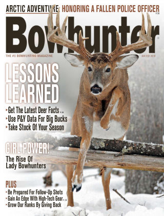 Bowhunter Magazine Jan-Feb 2018