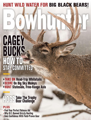Bowhunter Magazine Mar 2018