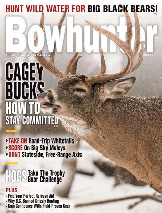 Bowhunter Magazine Mar 2018