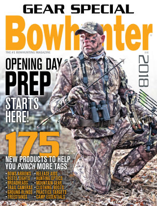 Bowhunter Magazine Jun 2018