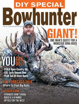Bowhunter Magazine Jul 2018