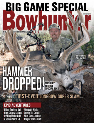 Bowhunter Magazine Aug 2018