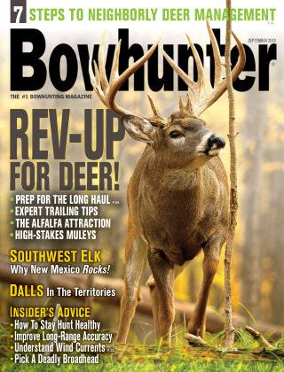 Bowhunter Magazine Sep 2018