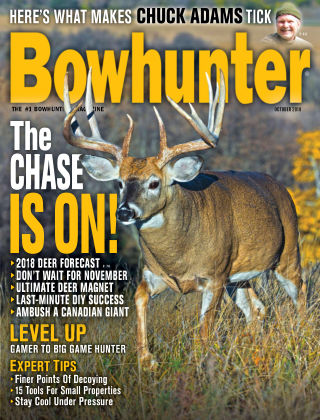 Bowhunter Magazine Oct 2018