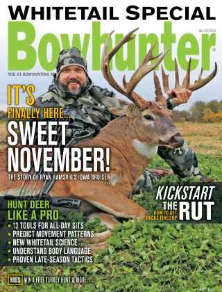 Bowhunter Magazine Nov-Dec 2018