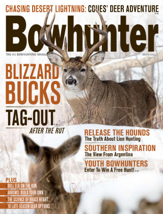Bowhunter Magazine Jan-Feb 2019