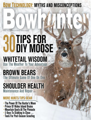Bowhunter Magazine Mar 2019