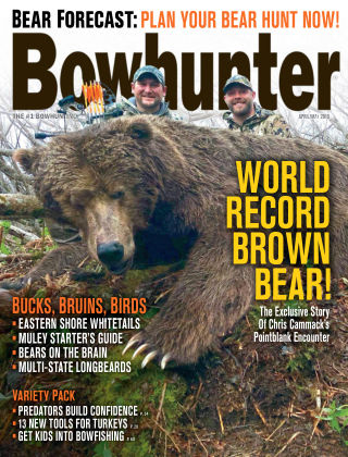 Bowhunter Magazine Apr-May 2019