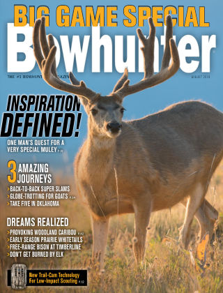 Bowhunter Magazine Aug 2019