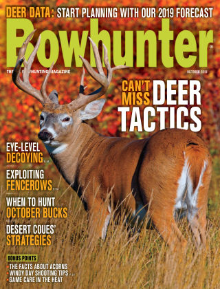 Bowhunter Magazine Oct 2019
