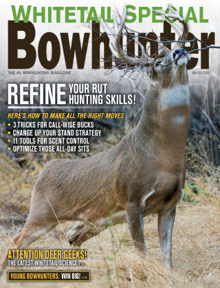 Bowhunter Magazine Nov-Dec 2019