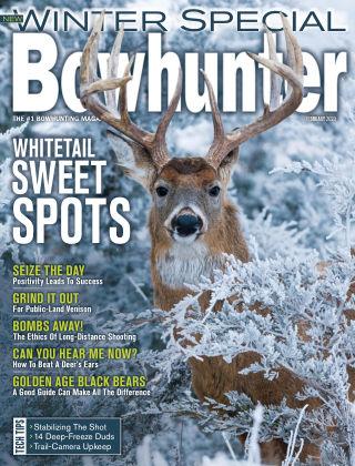 Bowhunter Magazine Jan-Feb 2020