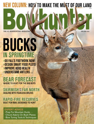 Bowhunter Magazine Apr-May 2020