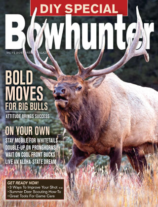 Bowhunter Magazine July 2020