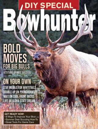 Bowhunter Magazine July 2020