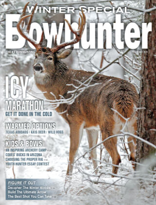 Bowhunter Magazine February 2021