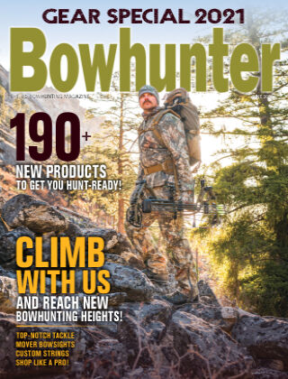 Bowhunter Magazine June - Gear Special