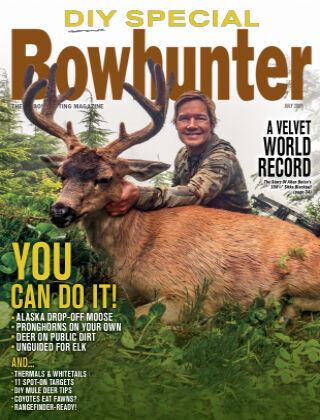 Bowhunter Magazine July