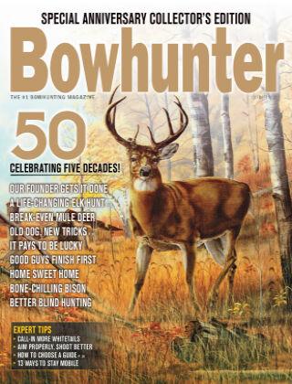 Bowhunter Magazine October