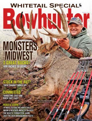 Bowhunter Magazine Nov/Dec 2021