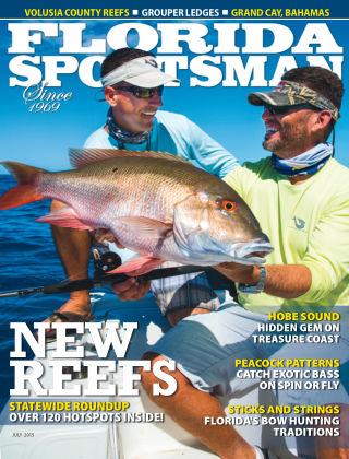 Florida Sportsman July 2015