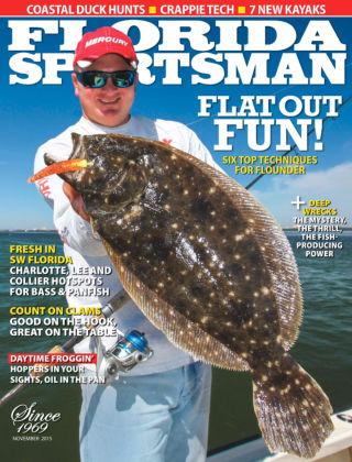Florida Sportsman November 2015