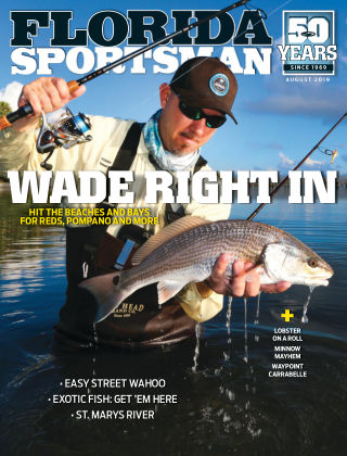 Florida Sportsman Aug 2019