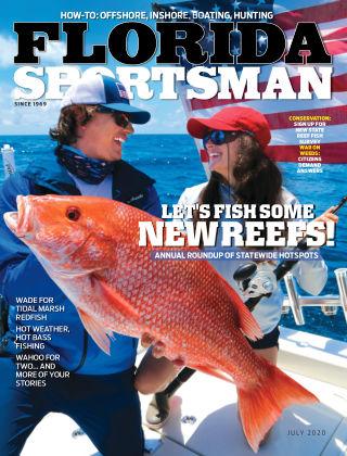 Florida Sportsman July 2020