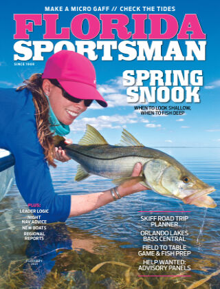 Florida Sportsman February 2021