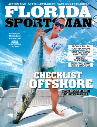 Florida Sportsman March 2021